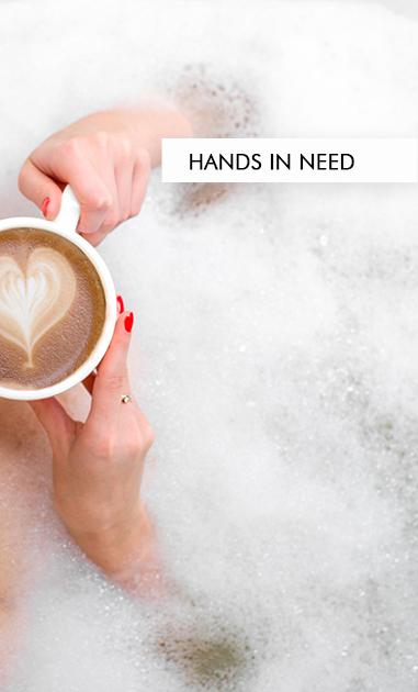 Kaffee in der Badewanne