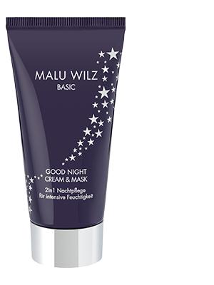 Good Night Cream & Mask