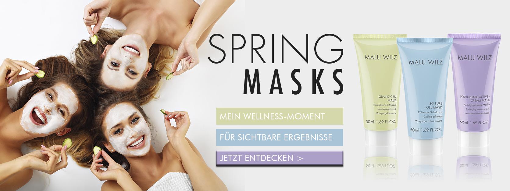 Frauen mit Gesichtsmaske