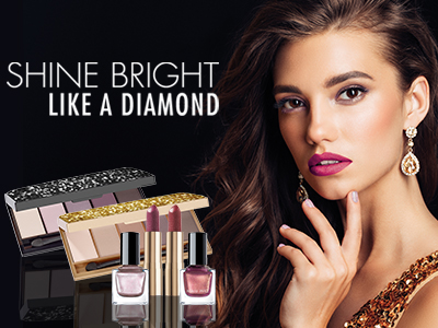 The new glamour look will make you shine
