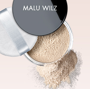 powder product and texture