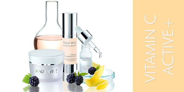 Product group skin care vitamin C.