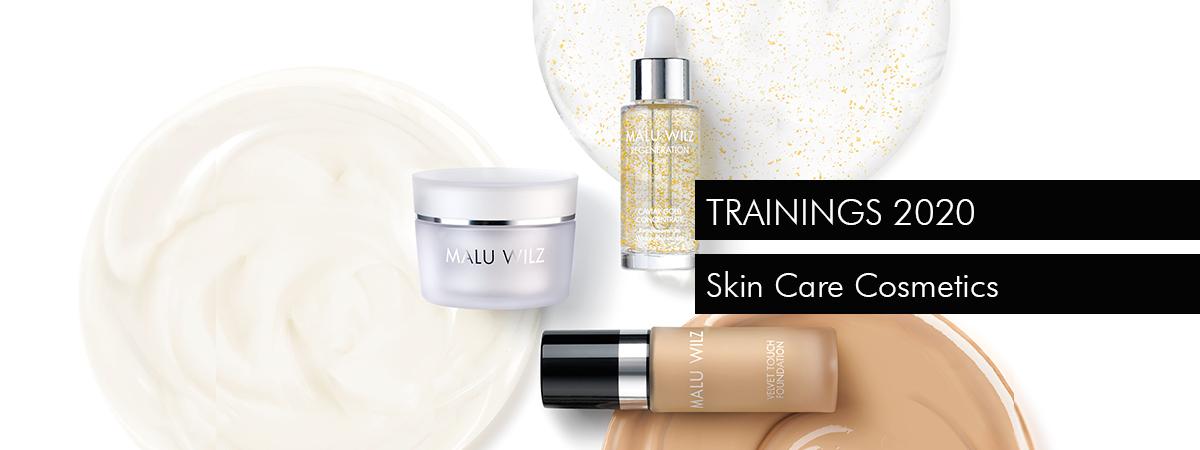 Skin Care Trainings 2020
